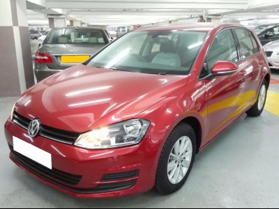 Volkswagen Golf 1.4 GT TSI 125PS