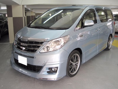 Toyota Alphard Royal Longe