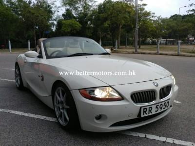 BMW  Z4 3.0 Cab
