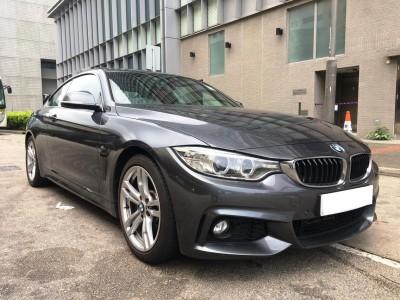 BMW  428iA COUPE M SPORT