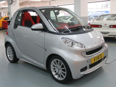 Smart FOR TWO CAB PASSION FL