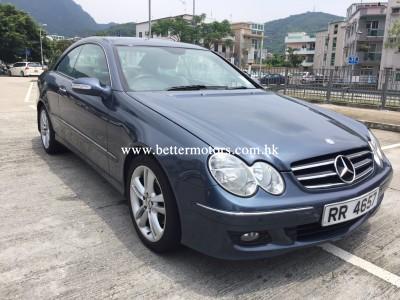 Mercedes-Benz CLK200 AV