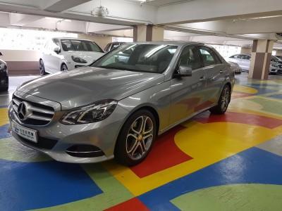 平治 E250 Sport Facelift