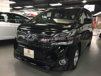 豐田 VELLFIRE 2.5 X HYBRID