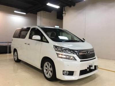 Toyota VELLFIRE 3.5 welcab