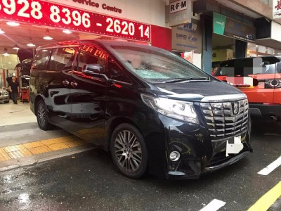 豐田 Alphard 3.5 Executive Lounge