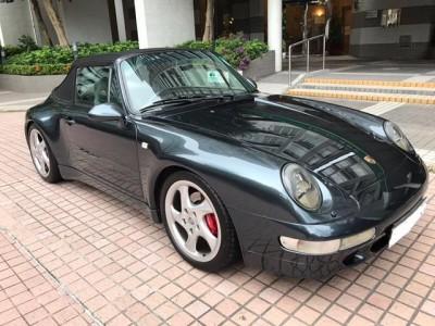 Porsche 996 C2 CAB