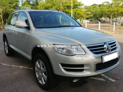 Volkswagen Touareg 3.6 premium
