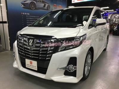 豐田 ALPHARD 2.5 SA