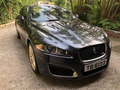 Jaguar XFR 5.0 S/C