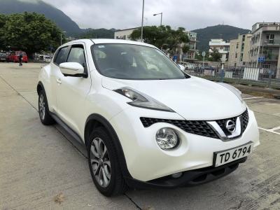 Nissan juke CVT