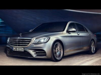 Mercedes-Benz S500 Facelift