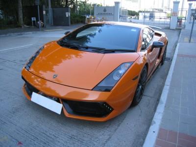 Lamborghini SUPER LEGGERA