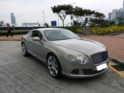 Bentley Bentley GT