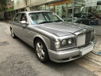 Bentley Arnage LWB