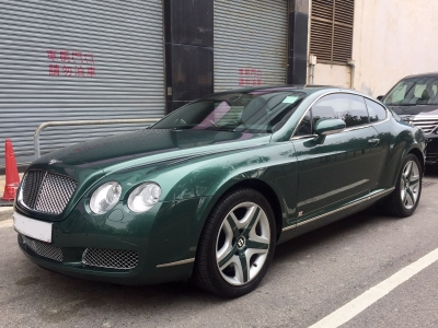 Bentley Continnental GT