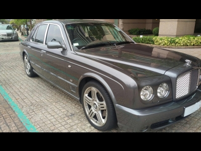 Bentley Arnage T Mulliner