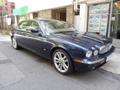 Jaguar XJ8 3.5 Sovereign LWB