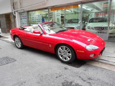 Jaguar XKR Conv