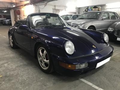 Porsche 964 conv