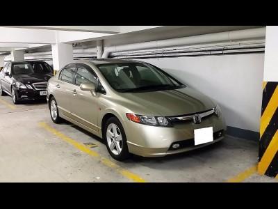 本田 Civic FA1