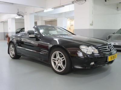Mercedes-Benz SL500 (R230)
