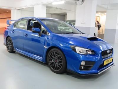 Subaru WRX STI 4DRS AWD 6 MT
