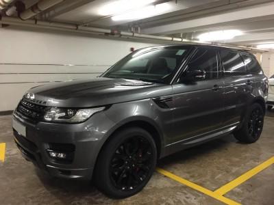 越野路華 Range Rover Sport Supercharged