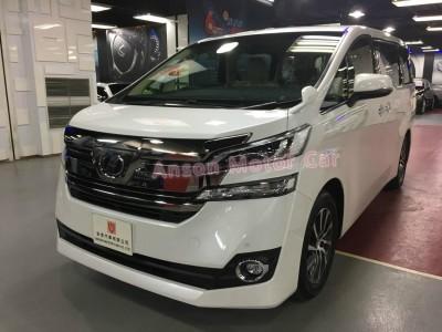 豐田 VELLFIRE 3.5 EXECUTIVE LOUNGE