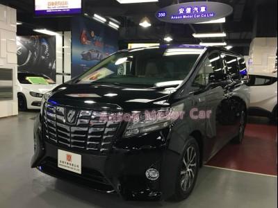 豐田 ALPHARD 3.5 V6 EXECUTIVE LOUNGE