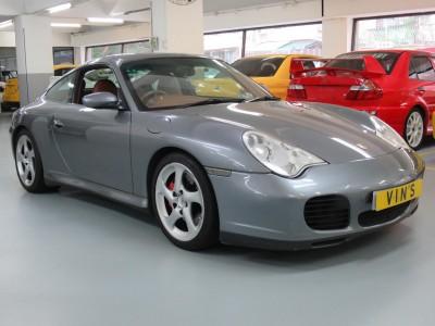 保時捷 996 C4S