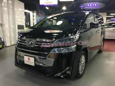 豐田 VELLFIRE FACELIFT 3.5 VL V6