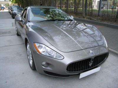 Maserati  Granturuismo