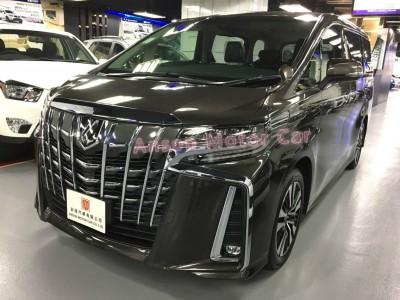 豐田 ALPHARD FACELIFT 2.5 SC