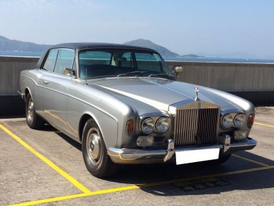 Rolls Royce Corniche ( HARD TOP )