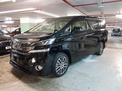豐田 Vellfire Hybrid