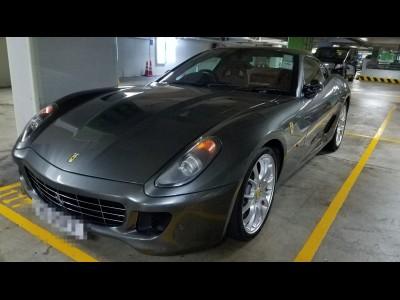 Ferrari  599 F1