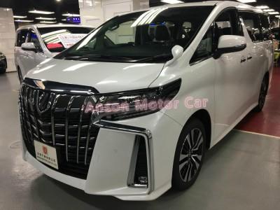 豐田 ALPHARD 3.5 SC v6