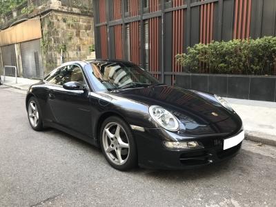 Porsche 997 Targa 4