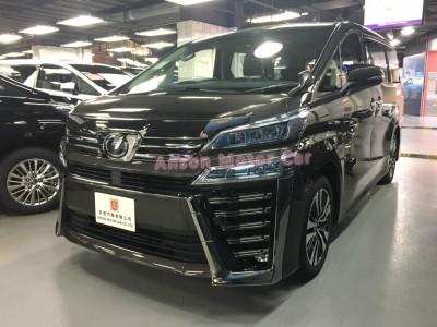 豐田 VELLFIRE FACELIFT 3.5 ZG V6