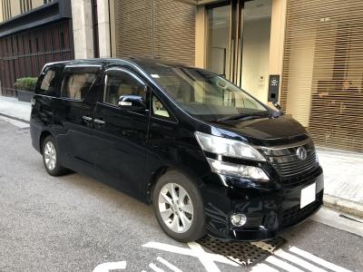 Toyota Vellfire V6