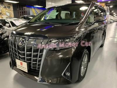 豐田 ALPHARD FACELIFT 3.5 GF V6