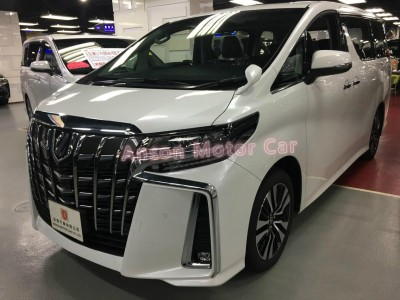 豐田 ALPHARD FACELIFT 3.5 EXECUTIVE LOUNGE