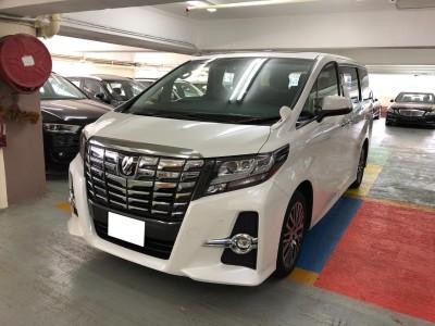 豐田 alphard 3.5 SC