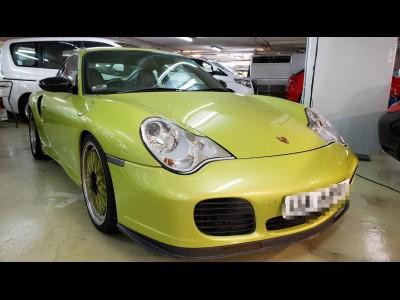保時捷 996 turbo