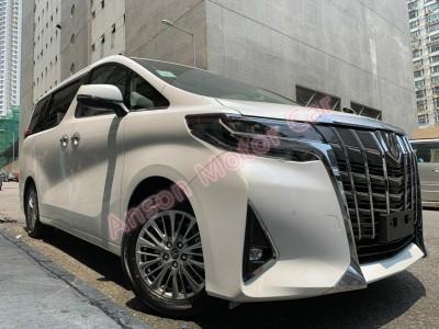 豐田 ALPHARD FACELIFT 3.5 GF