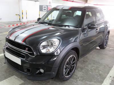 Mini NEW MINI COOPER S COUNTRYMAN