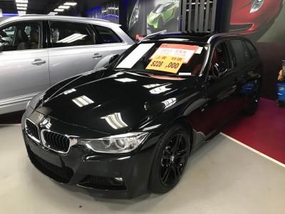 BMW  328IA TOURING M SPORT EDITION