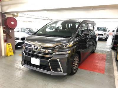 豐田 vellfire 3.5 ZAG
