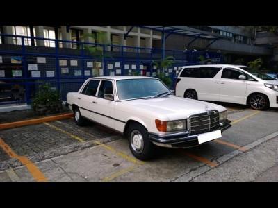 Mercedes-Benz 350SEL